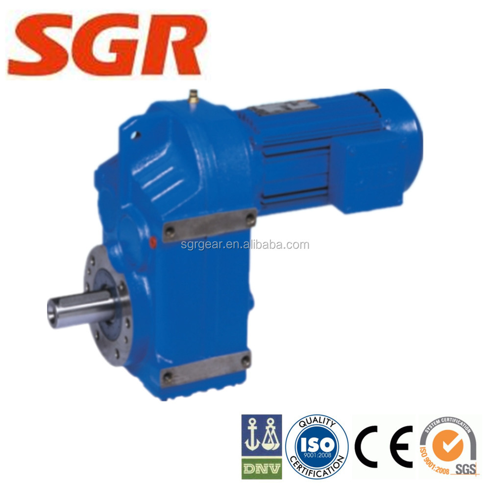 Small Parallel Shafts Industrial Transmission Gearbox