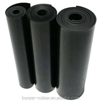 3mm high friction NBR Synthetic rubber sheet