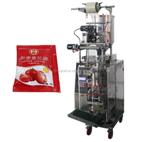 Small Ketchup Liquid Packaging Machine
