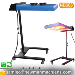 "CE Proved ND606 Automatic far-infrared flash cure unit screen printing,Full 20""*24"" heating area"