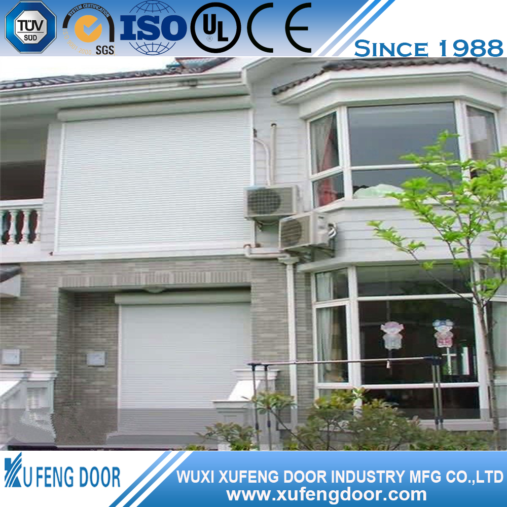 High Performance Latest Design Kitchen Roller Shutter Window
