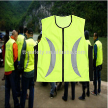 Reliable and Cheap roadway safety vest