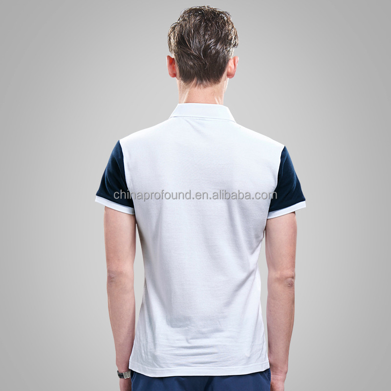 high quality polo t shirts mens cotton pique polo shirt with pocket