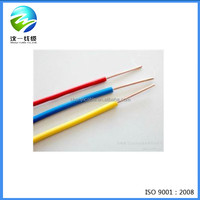 1.5mm single core cable, aluminum conductor electrical house wiring (BV cable)