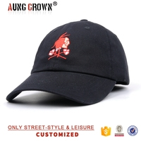 elastic fitted oem decoration baseball cap