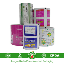 Laminating Pouch Roll Packaging Composite Aluminum Foil
