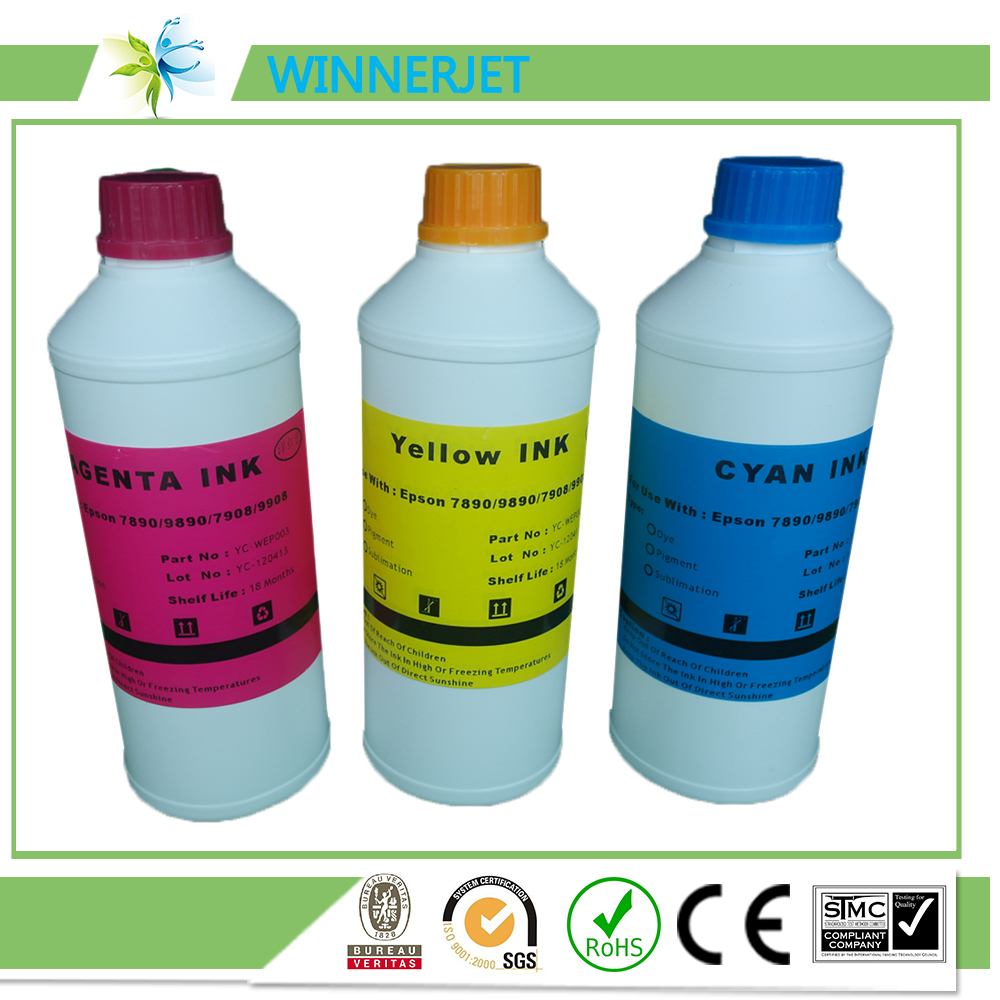 Best color printing quality - High Printing Quality Strong Sublimation Strong Strong Ink