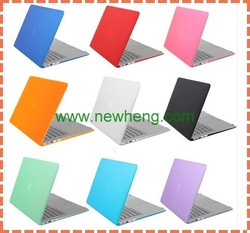 "Frosted Plastic Defender Case for For Macbook Pro 13""15"""