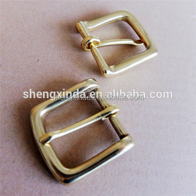 Bag Use Belt use Solid Brass Buckle