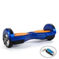 8 inch Black/ White/ Blue/ Red /Grey colors choosing hoverboard 2 wheel self balancing scooter