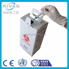 Import export company names,medical carboard container for sharps