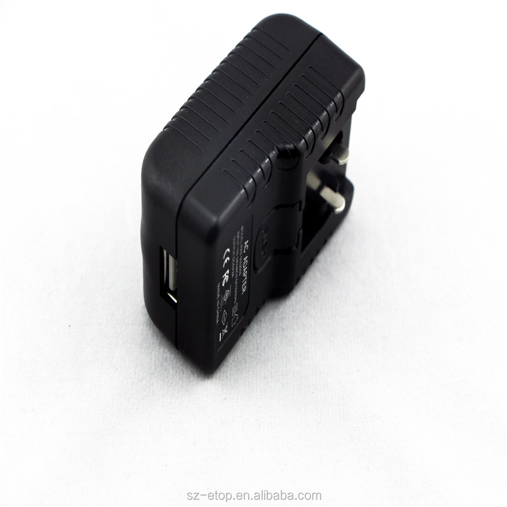 5V2A multi plug usb power adapter