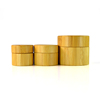 100g 150g Bamboo Wood Cosmetic Jars