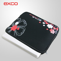 EXCO 2016 Wholesale 3MM Neoprene 11 inch Laptop Sleeve With Zipper