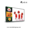 Ultra Narrow Bezel 5.3mm lcd video wall screens for advertising dispaly