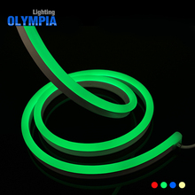 Free Shipping 24V 12W SMD5050 Flexible LED Linear Light Strip <strong>RGB</strong> for Building Fringe Decoration