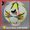 High quality thermal bonded PU size 2 costom mini soccer ball for kids