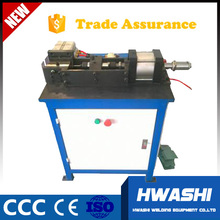 Hwashi Condenser Aluminum Tube End Expanding Machine