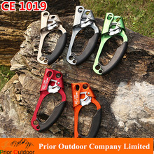 Climbing PILOT ASCENDERS - RIGHT hands Jumar aluminium magnesium alloy IN STOCK