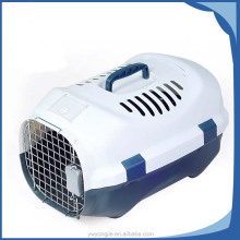 Plastic Pet Carrier Airline Approved Portable Pet Carrier