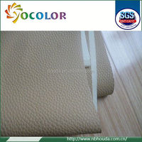 New design high quality durable Faux Snake Embossed Design Pvc Leather For Lady's Shoes for car seat cover