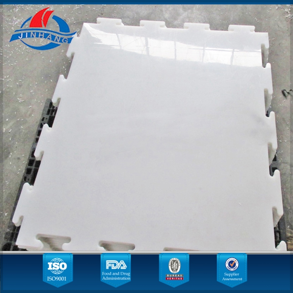 Hockey ice skating rink / customized synthetic ice rink / OEM UHMWPE sheet ice skating