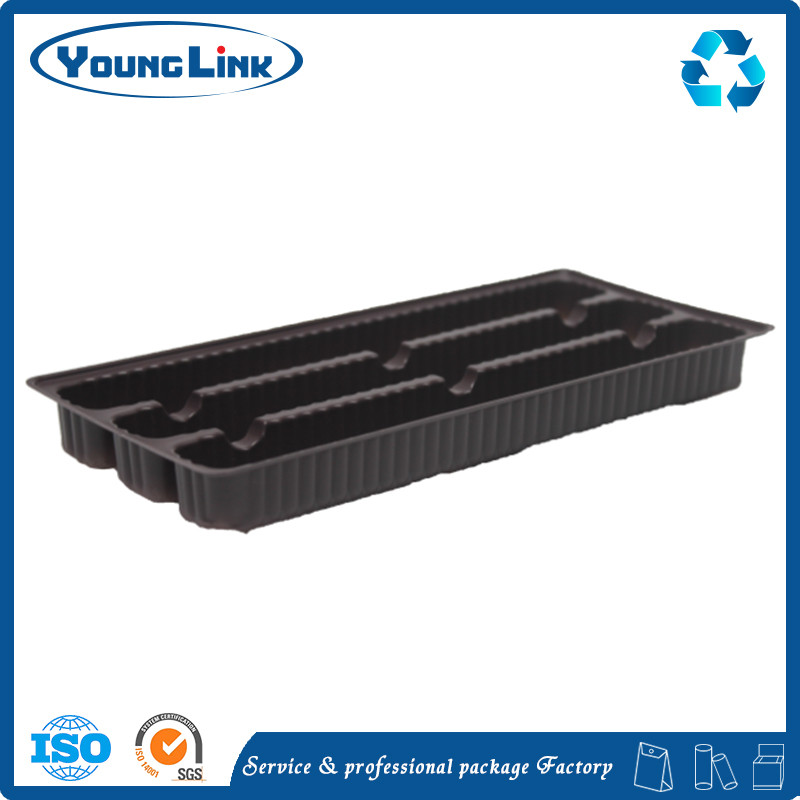 2016 custom high quality cheap price antistatic esd plastic tray