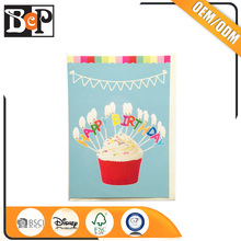 Sample Colored Paper Envelope Decorating Birthday Invitation Cards
