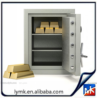 Steel Economic Intelligent Electronic Safe,hotel safe deposit box,,Provided by the MK company