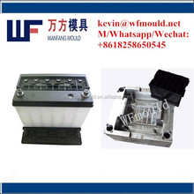 vehicle plastic car battery container/case mould