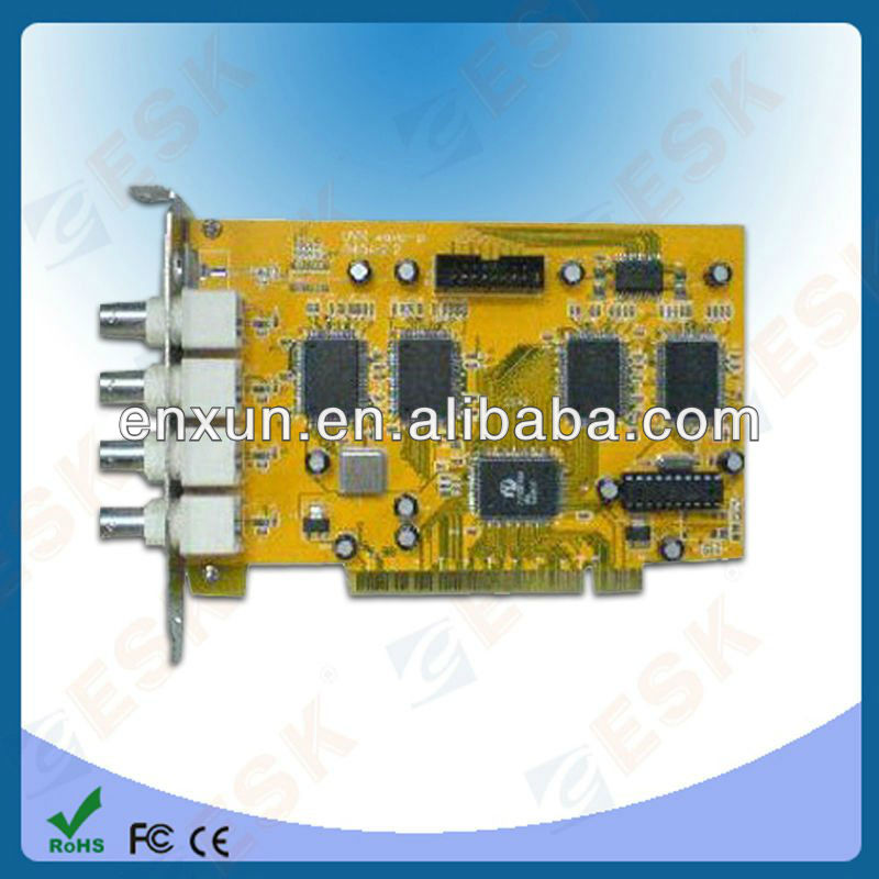 software dvr card techwell 6802 chip