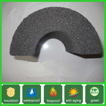 pipe insulation foam glass/insulation foam glass pipe