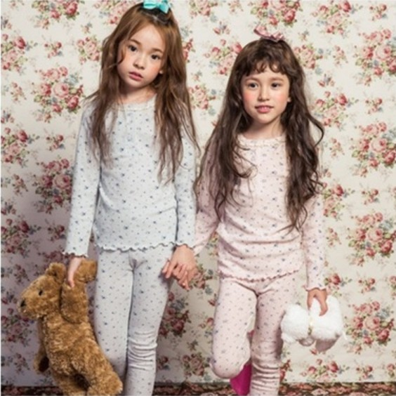 Shopping Guangzhou Children Sleepwear Pajamas Clothes Safari Suit