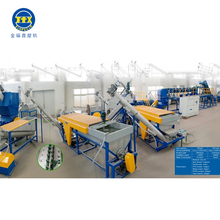 China Factory Professional Plastic Bottle Washing Recycling Machine Line