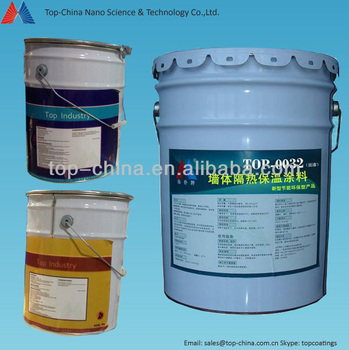 nano thermal insulation coating for metal roof buy
