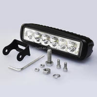 Automobile Motorcycle Bicycle 18w Led Work