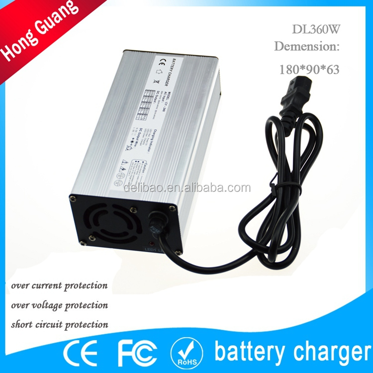 Focus on fuel cell battery charger with local ac power cord to match