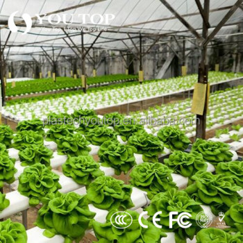 pvc hydroponics tower /pvc pipe hydroponic lettuce /Hydroponic PVC Pipe with End Cap, Square Tube, Hydro Pipe