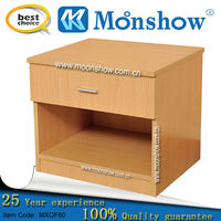 Dormitory Wooden Furniture Side Cabinet