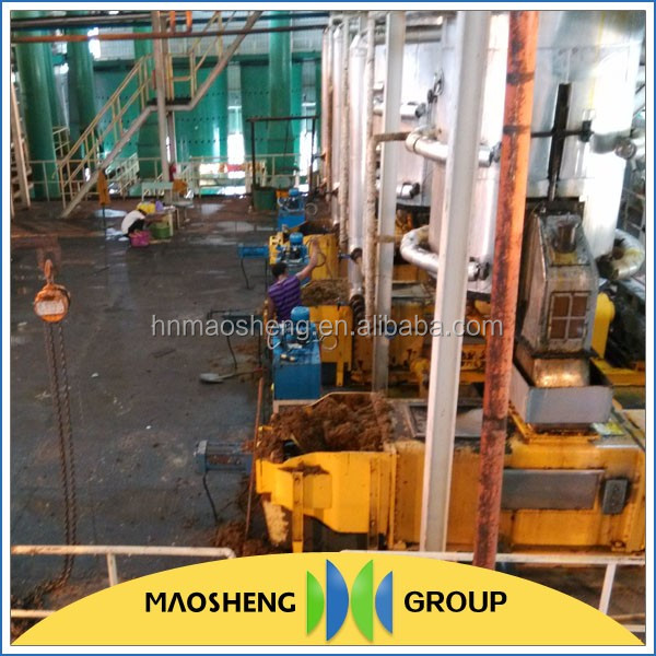 High productivity palm kernel oil extraction