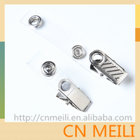 2015 premium metal id badge holder clips made in china