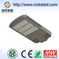 Factory aluminum housing 50w ip65 outdoor led street light with meanwell