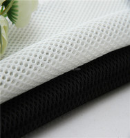 Hot Sale warp Knitted Polyester Mesh Fabric, Air Mesh Fabric For Clothes