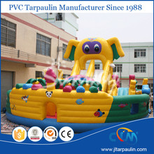 PVC Inflatable Bounce house and castles
