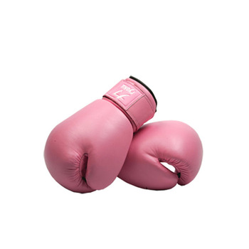 Optional Printed Logo PU And Silica Gel Boxing Gloves Professional Boxing Gloves