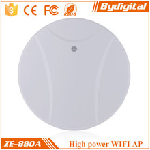 Bydigital 2.4GHz Wireless AP 300Mbps Wifi AP Support 48V Power Supply ceiling AP
