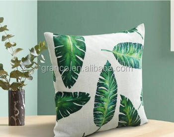 high quality decorative home and hotel back pillow cushion
