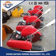 2.2kw Portable Electric cutting machine/metal material cutting tool/steel bar Grinding wheel cutting machine