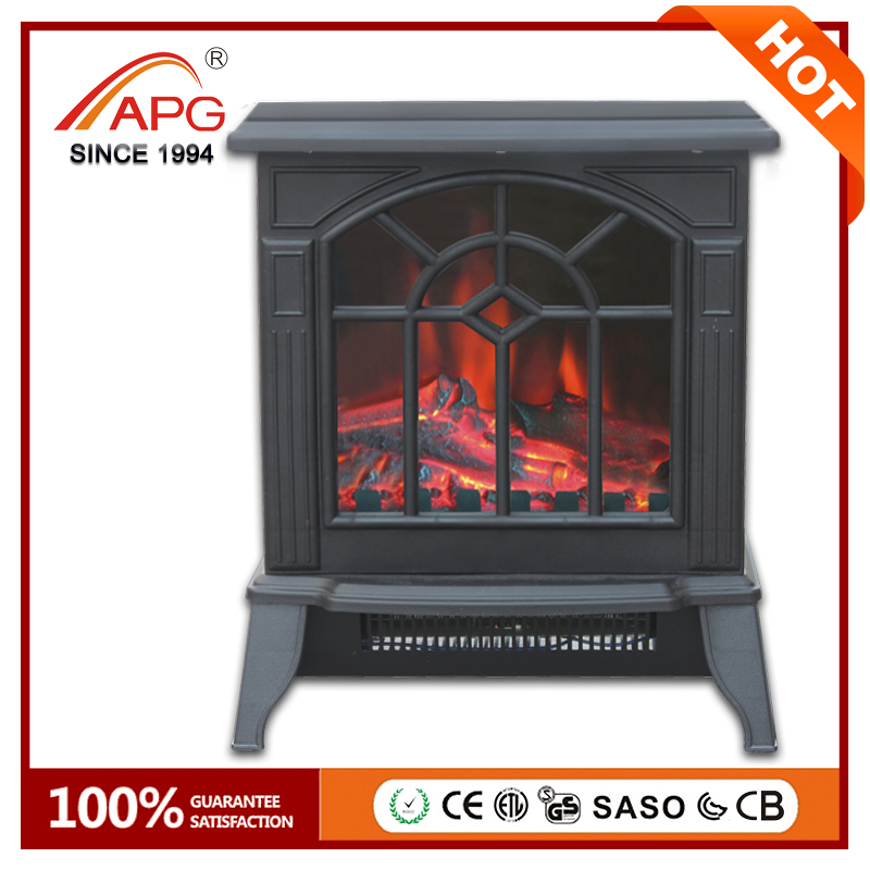 Top Quality Freestanding Fake Electric Fireplace No Heat