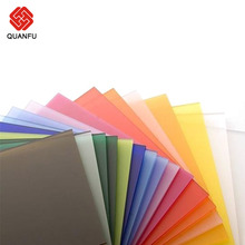 Solar Control Ability 3Mm 4Mm 5Mm 6Mm 8Mm Solid Polycarbonate Sheets